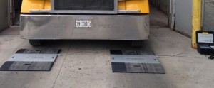 portable truck scales rental